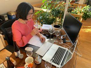 Yoshiko SakeatHome